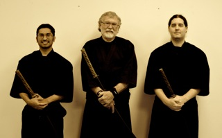 Our Iaido Senseis