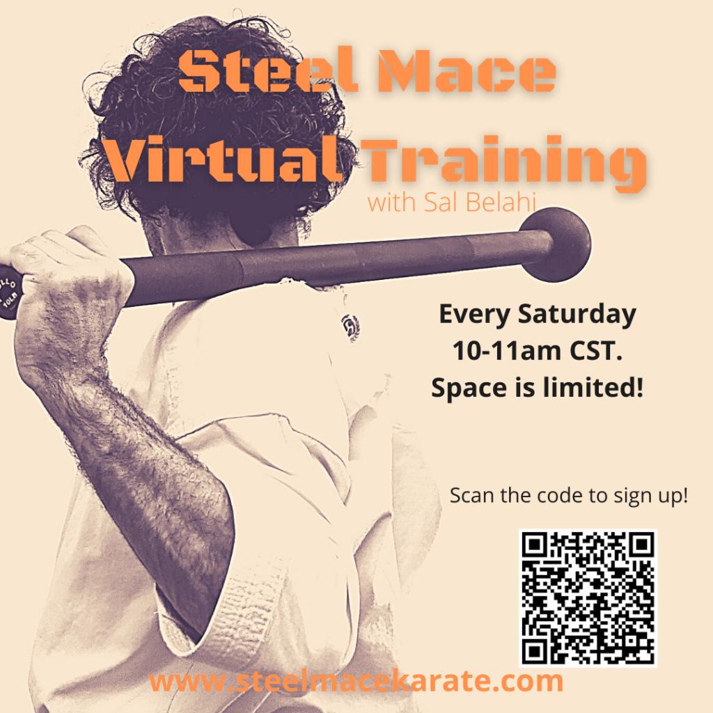Steel Mace Virtual Training